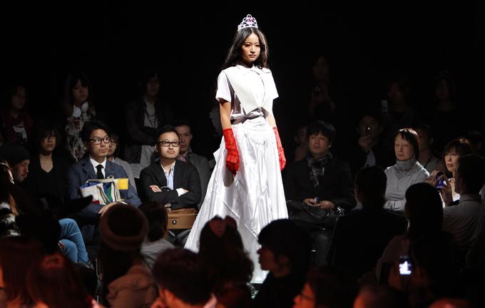 BUNKA Fashion Week 2012