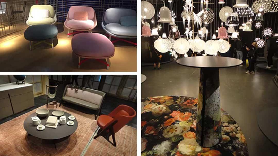 Миланский мебельный салон ISALONI для слушателей Школы Дизайна АртФутуре
