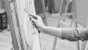 Основы рисунка и живописи, курсы рисунка и живописи