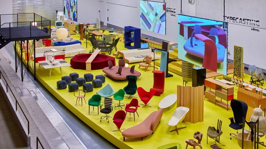 Палаццо и контейнеры, музеи и лофты супер пространства Миланской недели дизайна 2018