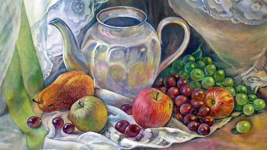 Стартует курс рисунка, живописи, композиции