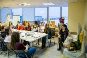 Тренинг креативности в Школе Дизайна АртФутуре