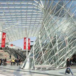 Стажировка по дизайну интерьера в Милане. I Saloni 2019 Milano